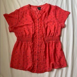 Torrid Women's blouse